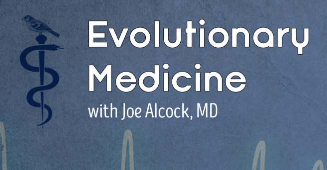 Evolutionary Medicine with Joe Alcock MD