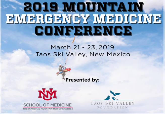 2019 Mountain and Emergency Medicine